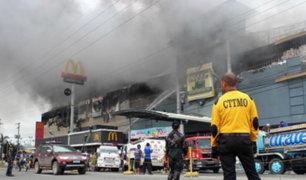 Filipinas: al menos 37 personas fallecieron tras incendio