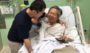 Sucedió en el 2017: Presidente Kuczynski otorgó indulto humanitario a Alberto Fujimori