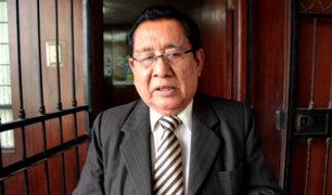 Alberto Fujimori solicitó 45 pedidos de indulto