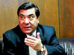 No existirían fundamentos para anular indulto a Fujimori, dice García Toma