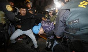 Se intensifican protestas contra indulto al exmandatario Fujimori