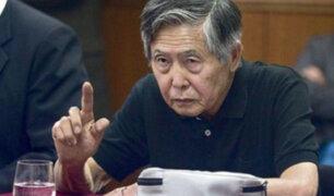 Estos son los beneficios que obtiene Alberto Fujimori tras el indulto humanitario