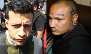 'Pato Ciego' y 'Balvín' ya están recluidos en penal de Cochamarca