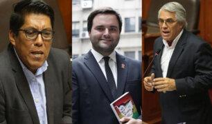 Tres congresistas renuncian a la bancada de PPK
