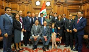 Congresista Juan Sheput se pronuncia sobre las renuncias a bancada de PPK