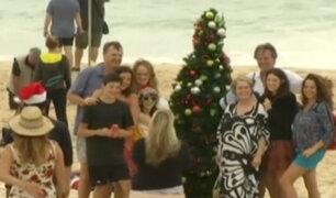 Así fueron las curiosas celebraciones por Navidad en el mundo