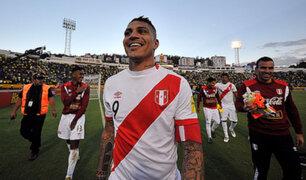 Paolo Guerrero realizará pretemporada en Argentina rumbo a Rusia 2018
