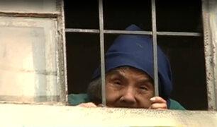 Anciana que vivía encerrada en casa de Jesús María será trasladada a albergue
