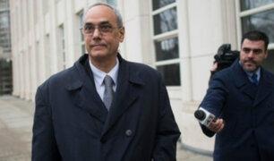 Manuel Burga llegó a Lima tras llegó a Lima tras ser expulsado en caso Fifagate