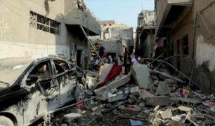 Al menos 50 muertos tras últimos ataques en Yemen