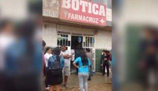 Delincuentes asesinan a enfermera que se resistió a asalto en Huarochirí