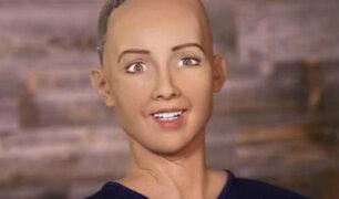 Londres: Inventan androides capaces de casarse con humanos