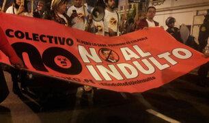 Hoy se realizará marcha contra el indulto al exmandatario Alberto Fujimori