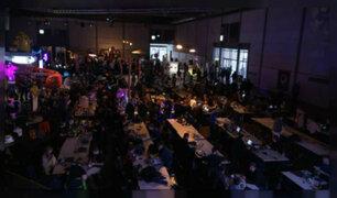Hackers del mundo se reúnen en congreso anual de Alemania