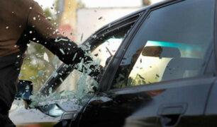 Barranco: 'Los malditos de Surquillo' asaltaron a chofer de automóvil