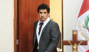 Defensa de Humala-Heredia busca apartar del caso a juez Carhuancho con pedido de recusación