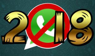 WhatsApp: Ojo, estos modelos ya no podrán usar libremente la aplicación desde 2018
