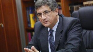 Juan Sheput resalta aumento en la aprobación del presidente  Kuczynski