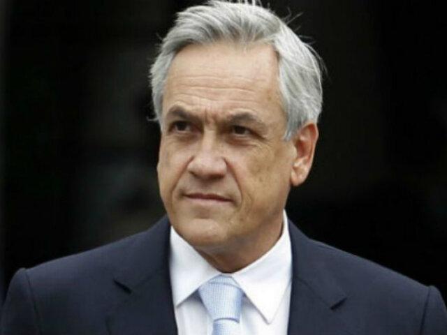 Chile: Piñera anuncia aumento del mínimo y mejoras tras protestas