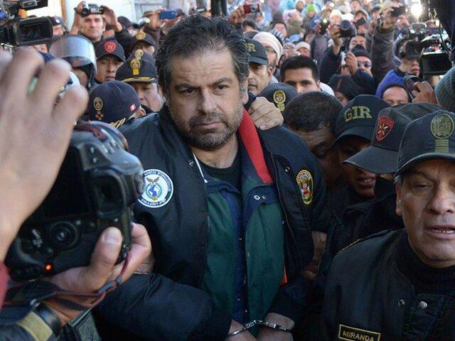Fiscales responden tras presuntas coordinaciones con Belaunde Lossio