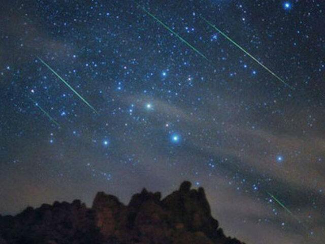 Cómo y cuándo ver las Gemínidas: La mayor lluvia de estrellas que avistarán en todo el mundo