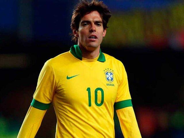 El brasileño Kaká anuncia su retiro del fútbol profesional