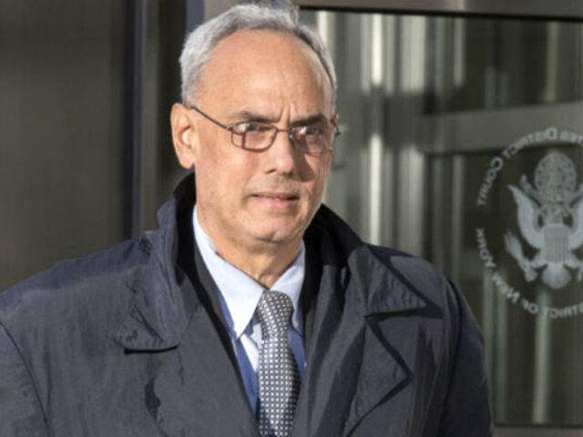 Manuel Burga: expresidente de FPF fue inhabilitado de por vida por la FIFA