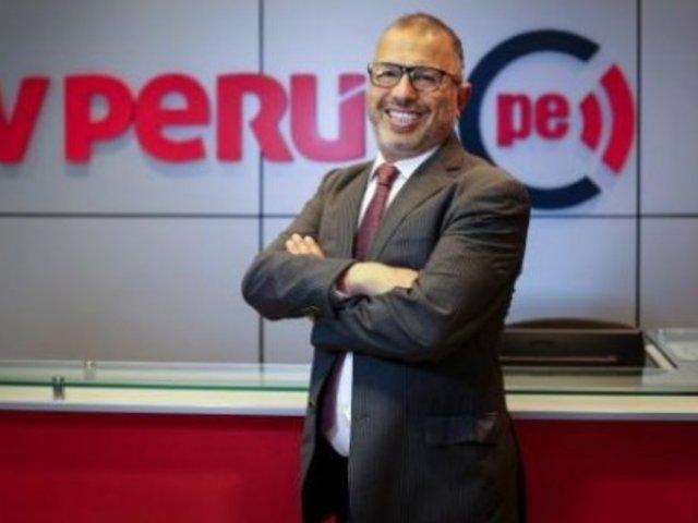 Hugo Coya revela más detalles sobre su salida de la presidencia del IRTP