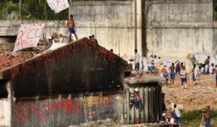 Brasil: al menos 9 muertos y 14 heridos deja rebelión en cárcel