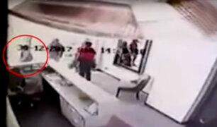 Miraflores: agente de seguridad mató de un balazo a conserje de edificio