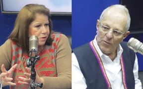 Lourdes Flores: He visto al presidente Kuczynski sereno y tranquilo