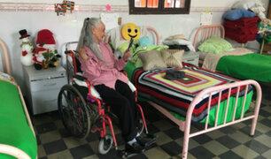 La triste realidad de los ancianos abandonados en el Centro San Vicente de Paúl