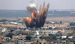 Siria: 13 personas murieron y varias resultaron heridas tras bombardeos en Guta