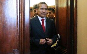 """Accidente Pasamayo: Ollanta Humala dijo estar """"consternado"""" por la tragedia"""