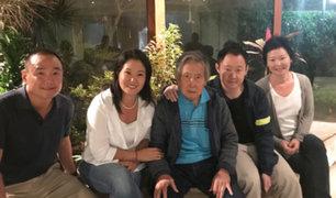 Alberto Fujimori se instaló en exclusiva residencia de La Molina