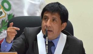 """Juez Richard Concepcion podría ser víctima de atentado por parte de banda """"Barrio King"""""""
