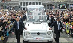 Visita del Papa: MML entrega 70 mil boletos para la misa del Sumo Pontífice
