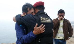 Pasamayo: deudos afirman que no han recibido ayuda de los responsables