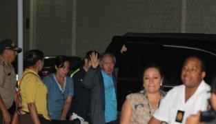 Alberto Fujimori: Anhelo un Perú sin rencores, con todos trabajando por un objetivo superior