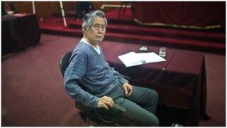 Congresistas piden que se revise indulto otorgado a Alberto Fujimori