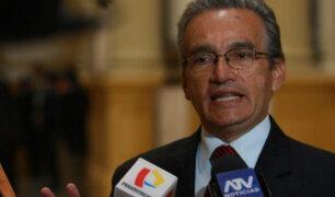 Alejandro Aguinaga dio detalles del estado de salud de Alberto Fujimori