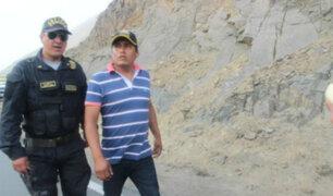 Tragedia en Pasamayo: chofer de tráiler admite que causó accidente