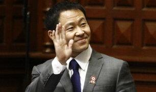 Kenji negó una negociación por el indulto a Alberto Fujimori