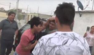 Chimbote: capturan a peligrosos asaltantes tras robar un celular