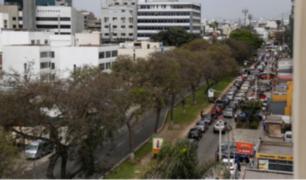 San Isidro: alcalde presentó acción de amparo para evitar ampliación de Av. Aramburú