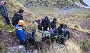 Huaral: realizan odontograma a cadáver hallado en maleta para lograr su identificación