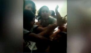 San Luis: se registra enfrentamiento en velorio por la casa del difunto