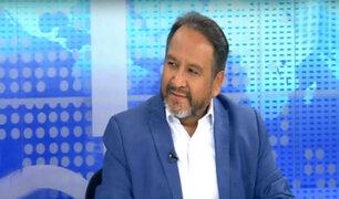 """Juan de la Puente: """"Hay incertidumbre por el nuevo Gabinete Ministerial"""""""