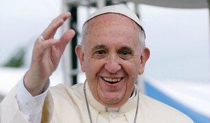 Trujillo: policía muestra despliegue de seguridad durante visita del Papa