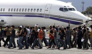 EEUU deportó a más de 700 hondureños en lo que va del 2018